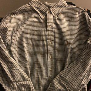 Polo Ralph Lauren button up size xxl classic fit